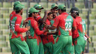 Bangladesh created history, defeated India in T20 for the first time