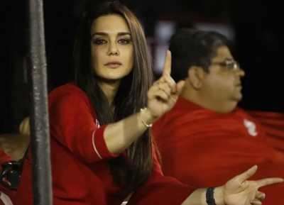 IPL 2020: Preity Zinta heartbroken after KXIP knocked out from tournament