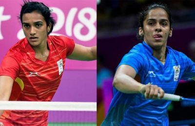 चीन ओपन में भारत को बड़ा झटका, सिंधु के बाद अब सायना नेहवाल भी टूर्नामेंट से बाहर