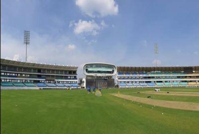 राजकोट में  IND vs BAN  टी20  मैच से पहले खिली धूप