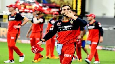 IPL 2020: Kohli becomes emotional after losing eliminator match