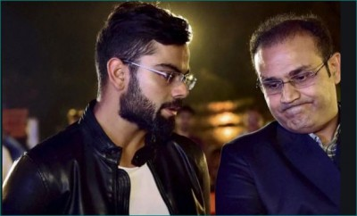 IPL 2020: Sehwag came in support of Virat Kohli, says, 'What can captain alone do?'