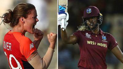 महिला टी-20 वर्ल्डकप: सेमीफाइनल में वेस्टइंडीज और इंग्लैंड की टीमें भी पहुंची