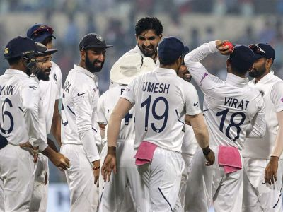 India become 1st team in history to register 4 successive innings wins