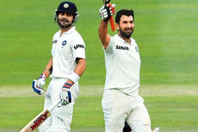 आईसीसी टेस्ट रैंकिंग में शामिल भारत के 3 खिलाड़ी