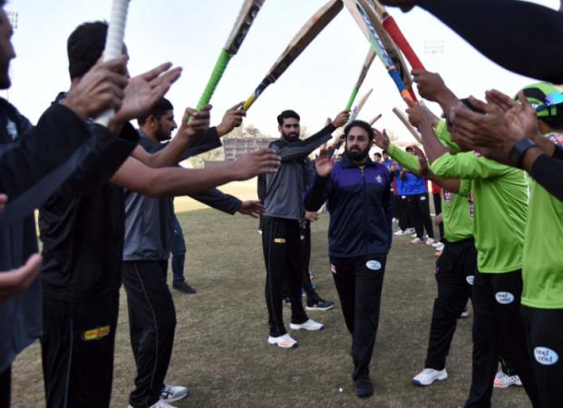 क्रिकेट को अजमल का अलविदा