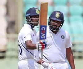 Ind vs SA: Rohit-Mayank achieve this feat after thirteen years