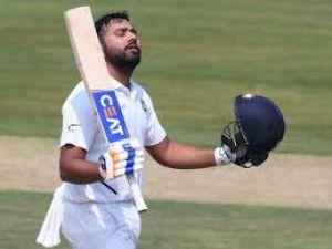 Ind vs SA: India's big start, Rohit Sharma hits ton