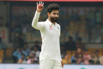 ind vs sa : रवींद्र जडेजा ने टेस्ट क्रिकेट में किया यह कारनामा