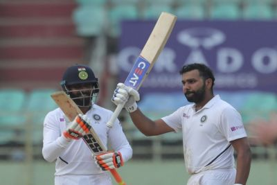 Rohit Sharma won 'man of the match' award for his brilliant innings