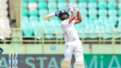 Rohit Sharma gets another world record in the case of sixes