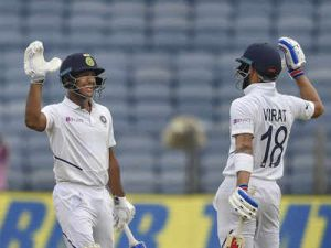 Ind vs Sa 2nd Test: First day's game over, India scored 273 runs after losing three wickets