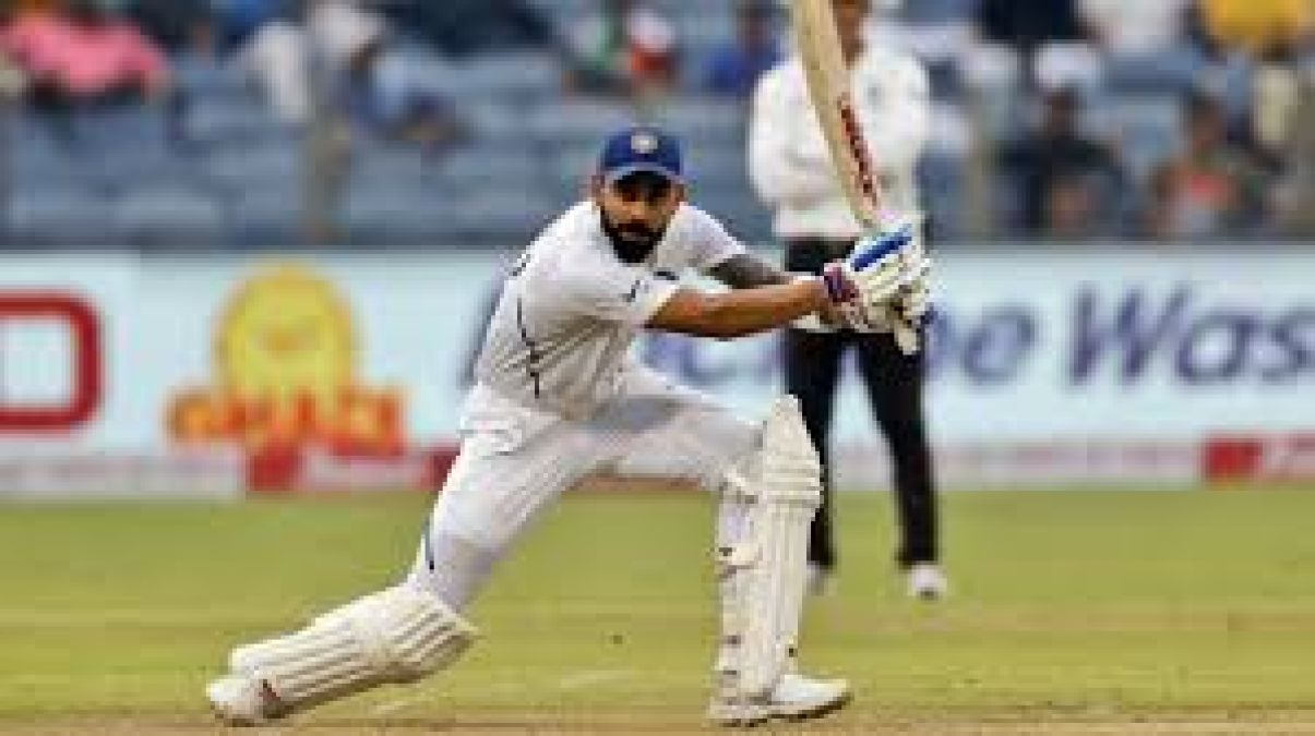 डबल सेंचुरी ठोंकने के साथ ही विराट ने अंतरराष्ट्रीय क्रिकेट में बनाया यह रिकॉर्ड