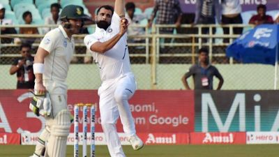 IND vs SA: South Africa's condition thin, six wickets lost till lunch
