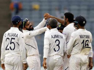 Ind vs SA 2nd Test: South Africa all out at 275, third day's game ends