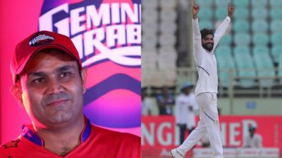 Sehwag's tweet led him to trolls by Jadeja, know why!