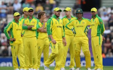 Australian team announced for series against Pakistan and Sri Lanka