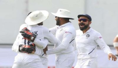'Virat Brigade' created history, till today no team could achieve this feat in Test cricket