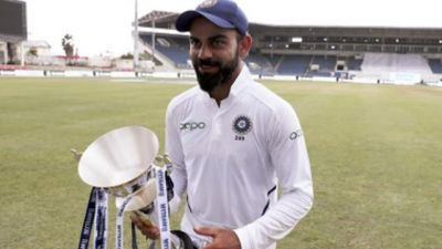 ICC World Test Championship points table changes with India's win