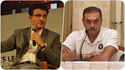 It may be going to be difficult for iCoach Ravi Shastri as Sourav Ganguly becomes BCCI Chief, know whole matter