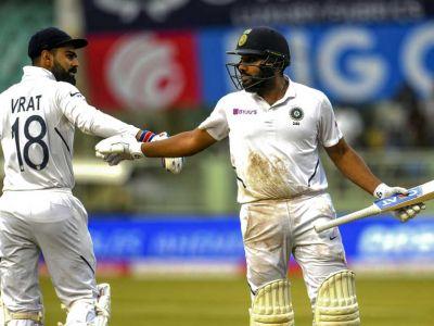 रोहित शर्मा के बाद यह कारनामा करने वाले विराट कोहली बने दूसरे खिलाड़ी