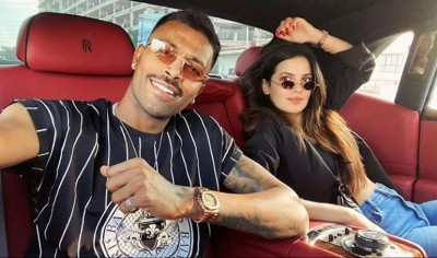 Hardik Pandya's wife shares amazing pictures, people goes crazy on social media