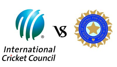 BCCI expressed disagreement with this plan of ICC