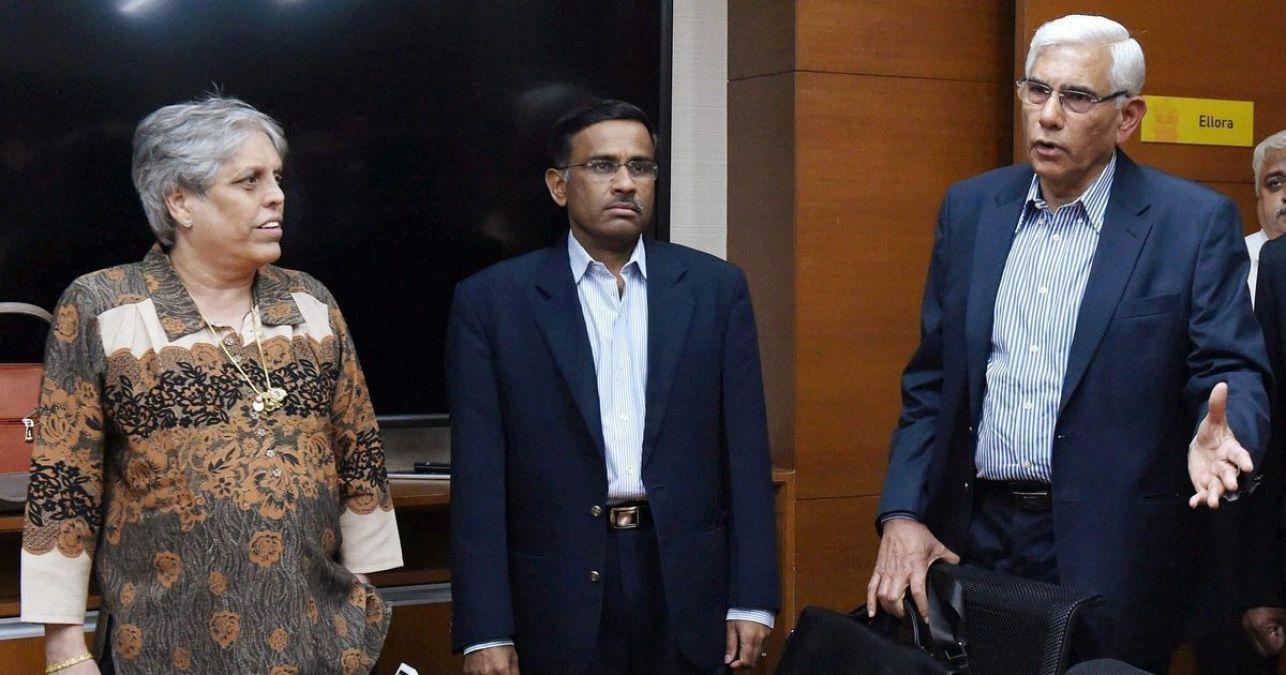 सीओए ने अपने पूराने फैसले से मारी पलटी, 5 क्रिकेट संघों को दी एजीएम में शामिल होने की अनुमति