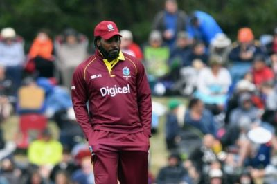 Crisis on Chris Gayle's career, no place in the team