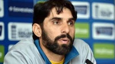Pakistan coach Misbah-ul-Haq disappointed by the attitude of players