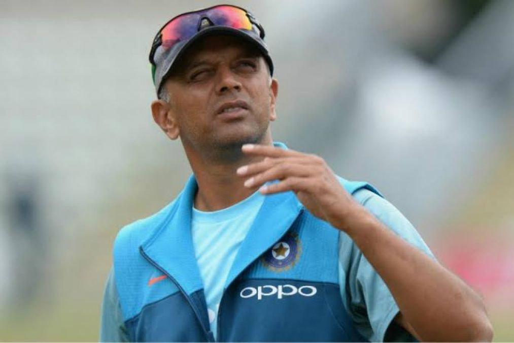Rahul Dravid will train the youth of 16