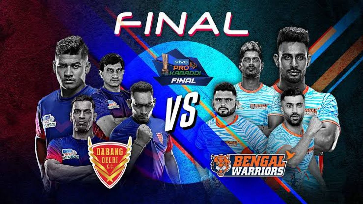 PKL FINAL 2019: Delhi and Bengal Warriors will face each other in the final  match