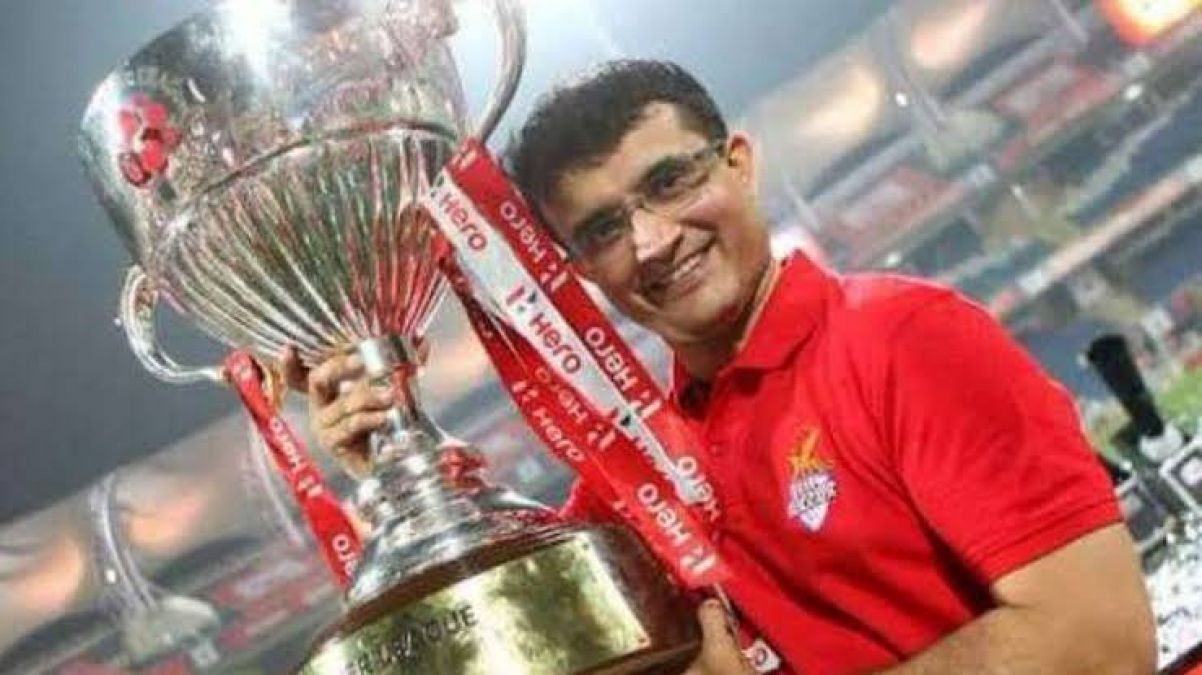 After BCCI, Sourav Ganguly will now be the face of this