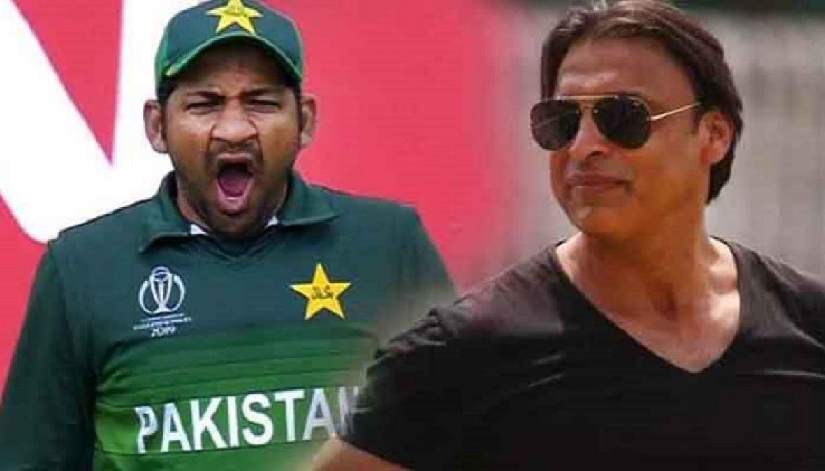 Shoaib Akhtar reacts after Sarfaraz Ahmed's sacking as Pakistan Captain
