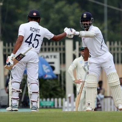 INDvSA:  दूसरे दिन का खेल समाप्त, भारत ने तीन विकेट के नुकसान पर बनाया 224 रन
