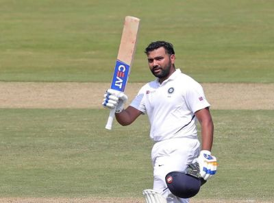 'Hitman' Rohit made a great record, left behind even the greatest batsman Don Bradman  ...