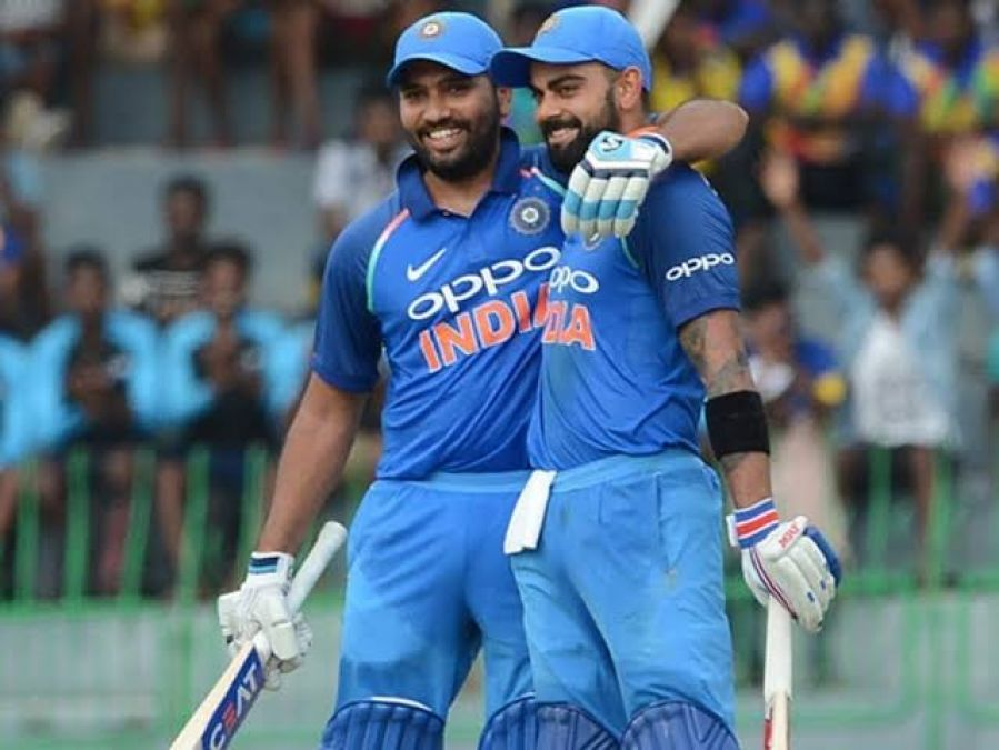 Rohit Sharma to get captaincy for this series, Virat can take a break