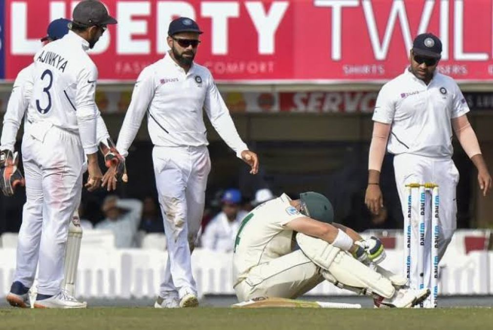 This African batsman is not playing the third test match, know the reason!