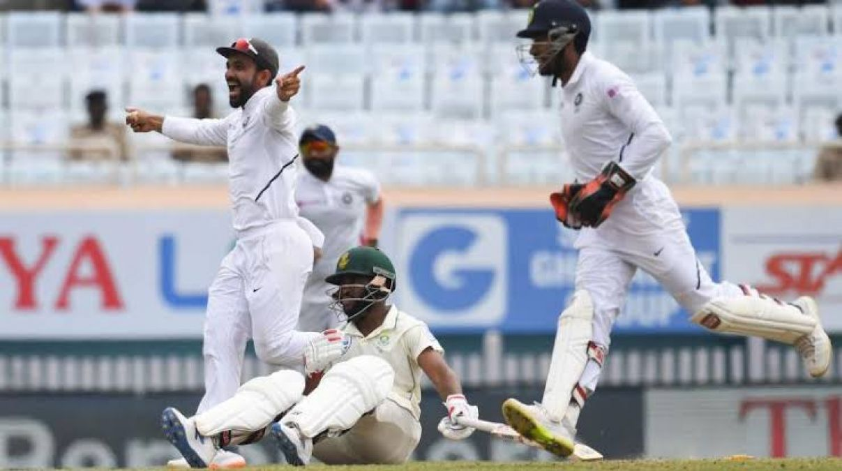 India gave South Africa another follow-on, Kohli made another record