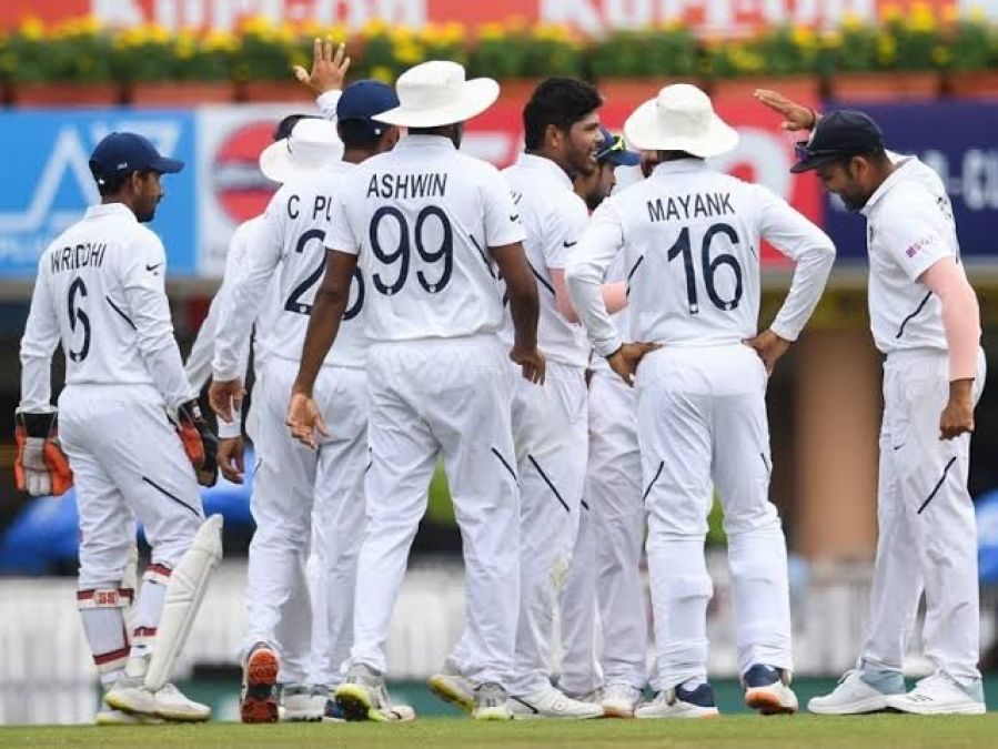 Ind vs SA: Third day of play ends, India on the threshold of victory