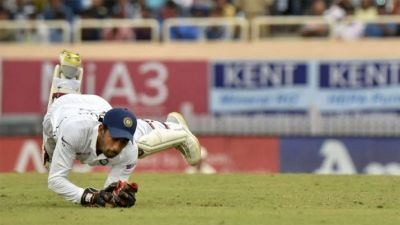 Ind vs SA: This player replaces Wriddhiman Saha on third day of the test