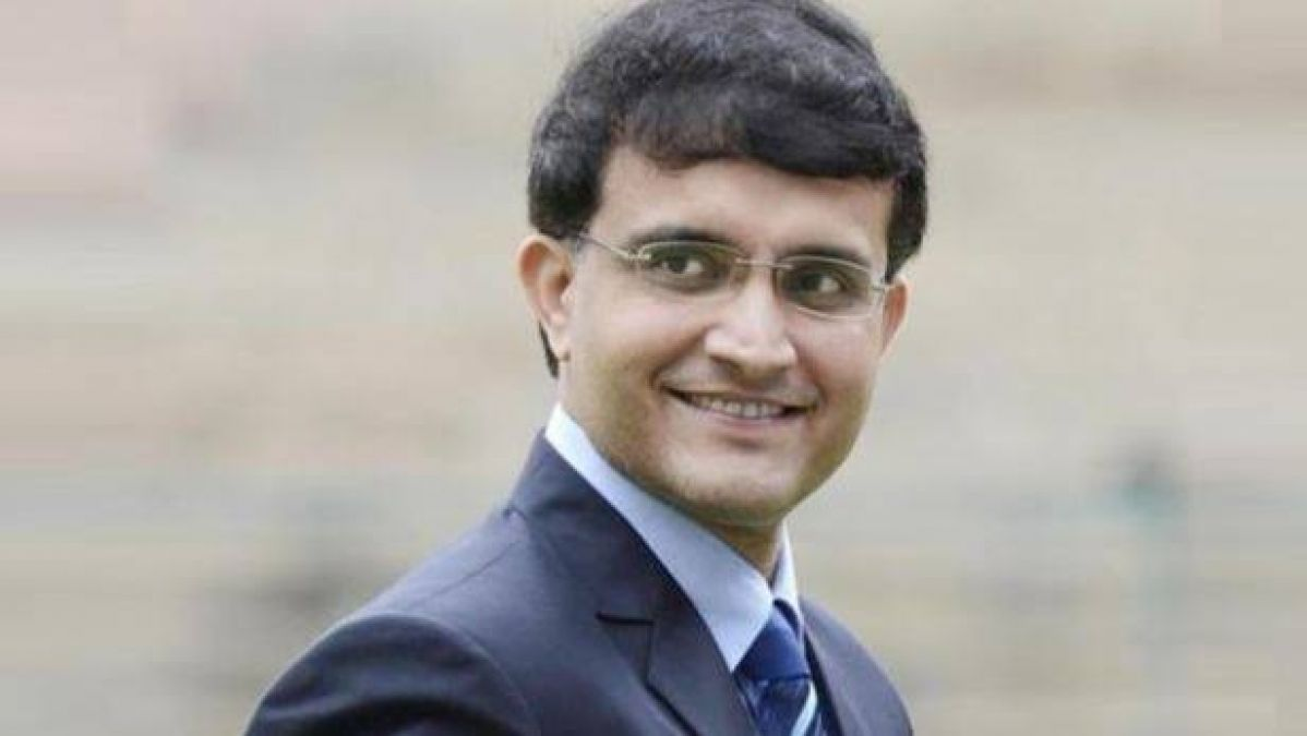 Sourav Ganguly will be BCCI's 'Dada' today, the second cricketer to hold this post