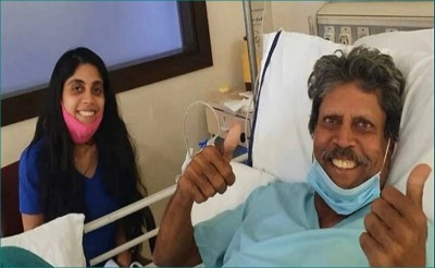 Kapil Dev is absolutely fine, thanks to fans for blessings