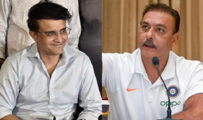Ganguly appointed as BCCI President, a big step towards taking Indian cricket forward - Ravi Shastri
