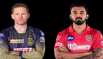 IPL 2020: Kolkata and Punjab will clash today for a place in the top-4