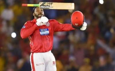 Kings XI Punjab batsman Chris Gayle reveals about his retirement from cricket