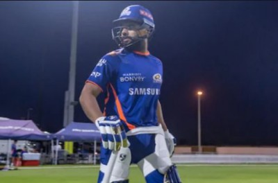 Sehwag says, 'If Rohit is not fir then what was he doing during match at stadium'