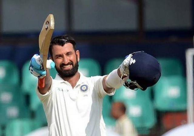 India vs England : पुजारा का नाबाद शतक, भारत को मिली केवल 27 रन की बढ़त