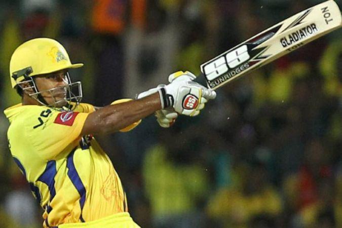 चेन्नई सुपर किंग्स के इस बल्लेबाज़ ने की संन्यास की घोषणा
