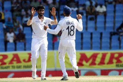 Bumrah expressed gratitude to this player after taking a hat-trick!